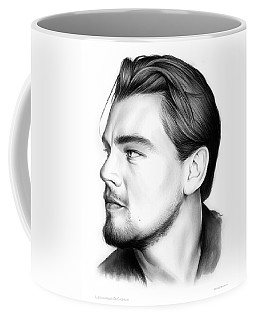 Leonardo Dicaprio Coffee Mug
