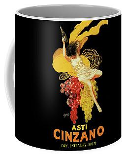 Leonetto Cappiello - Asti Cinzano Coffee Mug