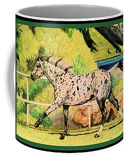 Leopard Appaloosa - Dream Horse Series Coffee Mug