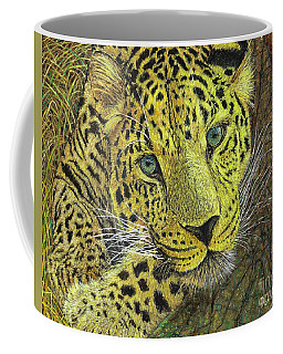 Leopard Gaze Coffee Mug