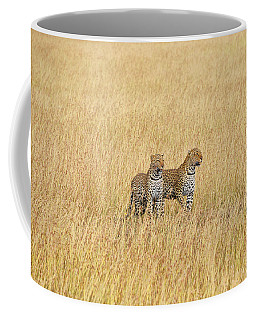 Leopard Pair Coffee Mug