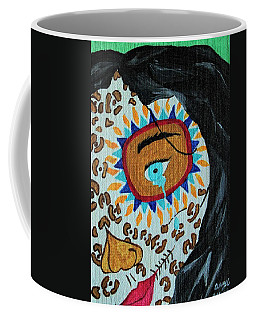 Leopard Tears Coffee Mug