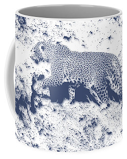 Leopard5 Coffee Mug