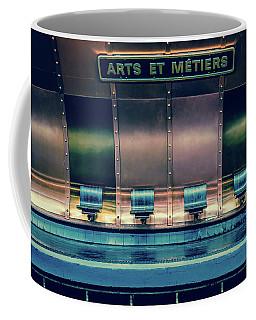 Les Arts Et Metiers Metro Coffee Mug