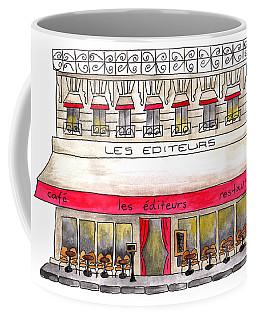Les Editeurs Coffee Mug