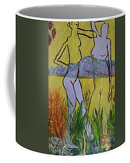 Les Nymphs D'aureille Coffee Mug