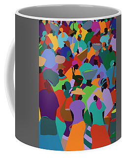Les Palmes Market Haiti Coffee Mug