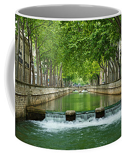 Les Quais De La Fontaine Coffee Mug