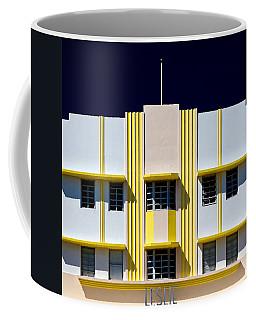 Leslie Hotel Coffee Mug