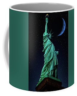Coffee Mug featuring the photograph Let Freedom Ring by Darren White