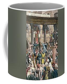 Let Him Be Crucified Coffee Mug