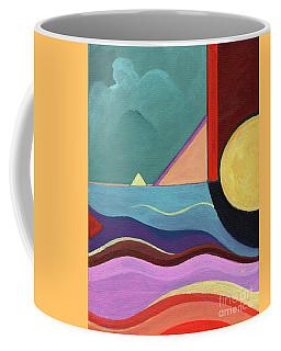 Let It Shine Coffee Mug by Helena Tiainen