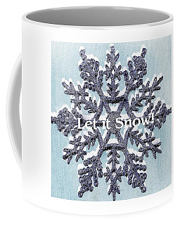 Let It Snow 2 Coffee Mug