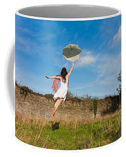 Let The Breeze Guide You Coffee Mug by Semmick Photo