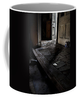 Let The Light In. Coffee Mug