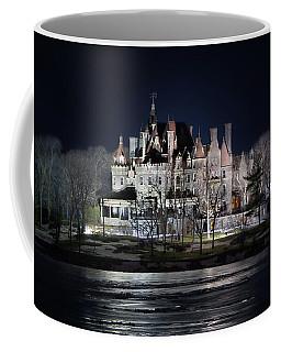 Let The Light On Coffee Mug