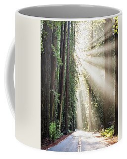 Let The Sun Shine Coffee Mug