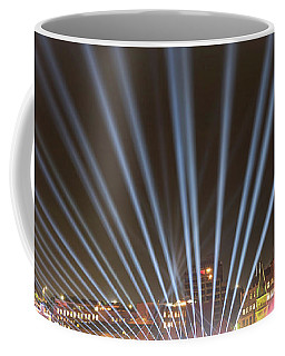 Coffee Mug featuring the photograph Let There Be Light By Kaye Menner by Kaye Menner