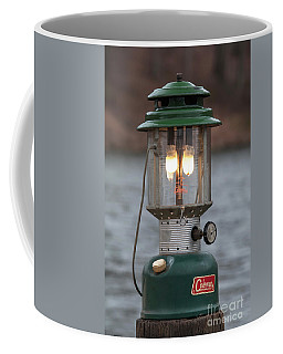 Let There Be Light - D010029 Coffee Mug by Daniel Dempster