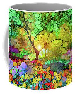 Let This Light Bring You Home Coffee Mug