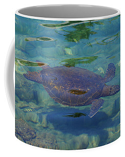 Let Us Lead The Way Coffee Mug by Pamela Walton