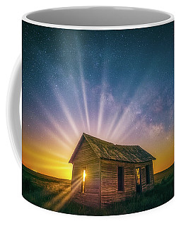 Coffee Mug featuring the photograph Let Your Light Shine by Darren White