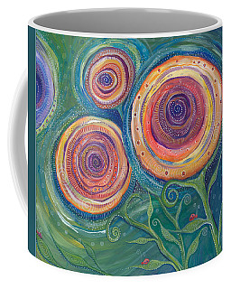 Be The Light Coffee Mug by Tanielle Childers