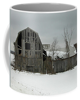 Letchworth Barn 0077b Coffee Mug