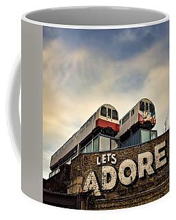 Lets Adore Shoreditch Coffee Mug