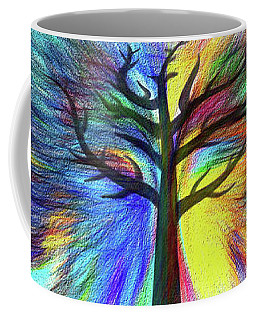 Coffee Mug featuring the photograph Let's Color This World By Kaye Menner by Kaye Menner