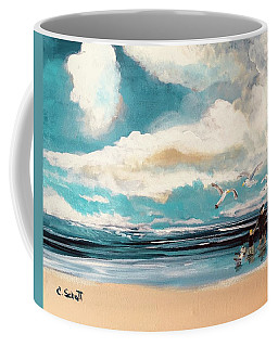 Let's Feed The Seagulls Coffee Mug
