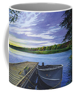 Let's Go Fishing Coffee Mug