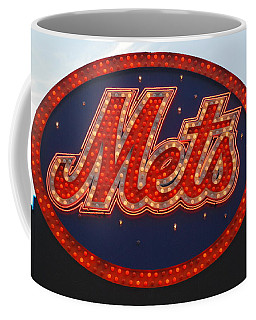 Lets Go Mets Coffee Mug
