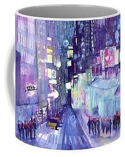 Chinatown New York Coffee Mug