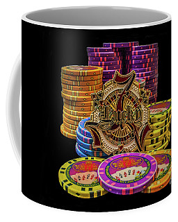 Lets Play Poker Coffee Mug