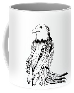 Let's Prey Eagle Coffee Mug