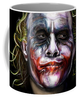 Let's Put A Smile On That Face Coffee Mug