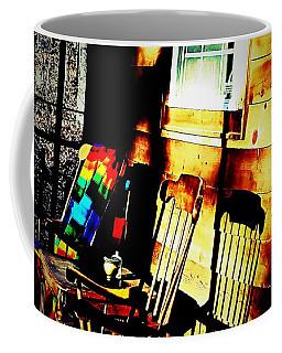 Let's Rock Coffee Mug