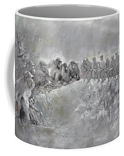 Let's Talk... Coffee Mug