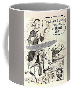 Letters To Mrs. Santa Claus Coffee Mug