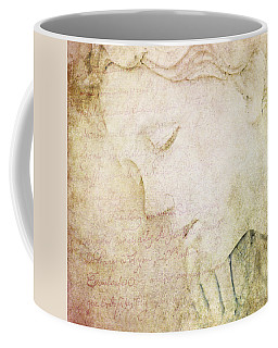 Coffee Mug featuring the photograph Lettre A Mon Amour by Theresa Tahara