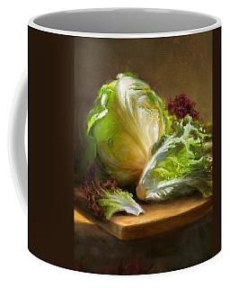 Lettuce Coffee Mugs