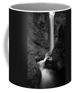 Leuenfall In Black And White Coffee Mug