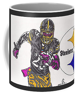 Le'veon Bell 2 Coffee Mug by Jeremiah Colley