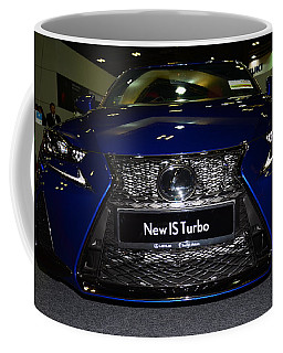 Lexus Is Turbo Coffee Mug