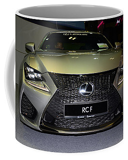 Lexus Rcf Coffee Mug