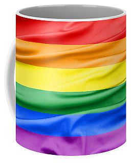 Lgbt Rainbow Flag Coffee Mug