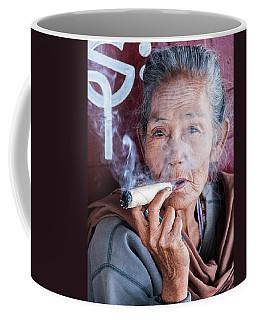 Liberated. Coffee Mug