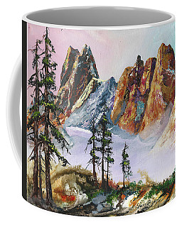 Liberty Bell Mountain Coffee Mug