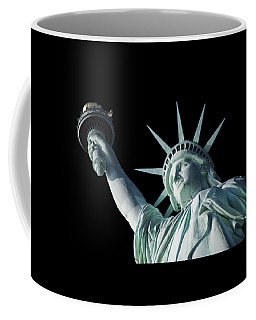 Liberty II Coffee Mug by  Newwwman